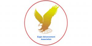 Eagle Advancement Association red circle