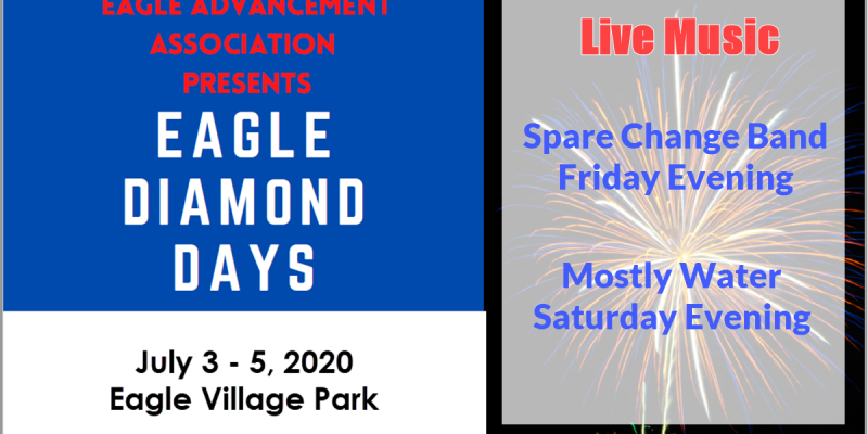 Live Music at Eagle Diamond Days