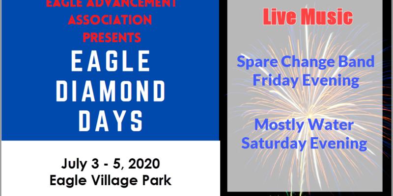 Live Music at Eagle Diamond Days